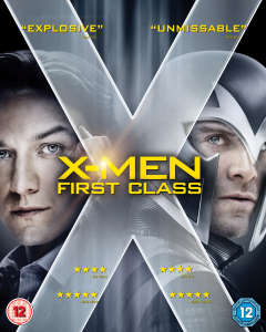 X-Men: First Class (Includes Digital Copy)
