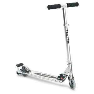 Razor Spark Scooter w/ 125mm Wheels - Silver