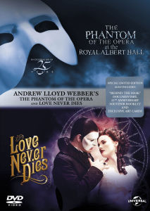 The Phantom Of The Opera / Love Never Dies - Beperkte Speciale Editie Box Set