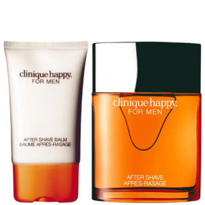 Clinique For Men Happy Duo (100ml Spray, Aftershave Balm)