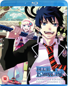 Blue Exorcist - Definitive Edition: Part 1 - Episodes 1-13 (Includes DVD)