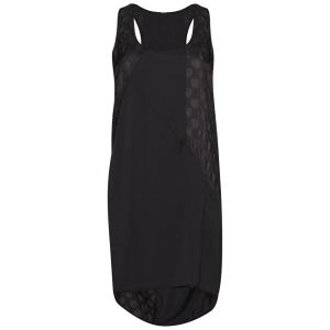 Denham Women's Draped Peigan Vest - Black