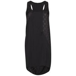 Denham Women's Draped Peigan Vest - Black