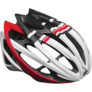 Bell Gage Cycling Helmet Red/White S 51-56cm 2014