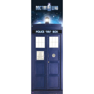 Doctor Who Tardis - Door Poster - 53 x 158cm
