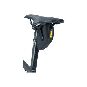 Topeak Dyna-Wedge Saddle Pack with Strap - Black - One Size