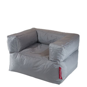 Beachbum Arm Chair Bean Bag - Grey