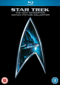 Star Trek - Next Generation Movie Verzameling