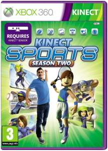 Kinect Sports: Season 2 PAL UK