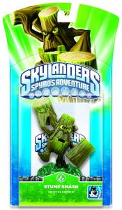 Skylanders: Stump Smash Character Pack – Spyro's Adventure