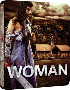 The Woman - Steelbook Exclusivo de Zavvi (Edición Limitada) (Tirada Ultra-Limitada de 2000 Copias)