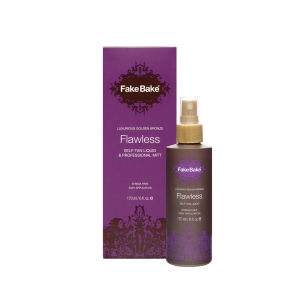 Fake Bake Flawless Self Tan Liquid with Mitt (170ml)