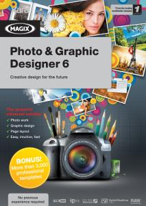 MAGIX Xara Photo & Graphic Designer 6