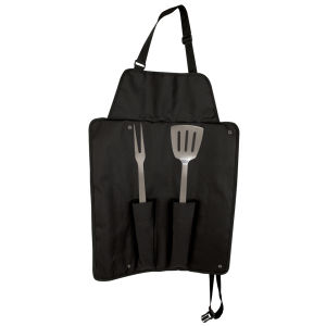 Ninja BBQ Tools with Apron