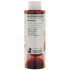 Korres Bergamot Pear Shower Gel (250ml)