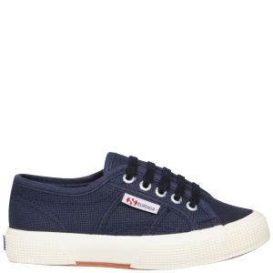 Superga Kids' 2750 JCOT Classic Trainers - Navy