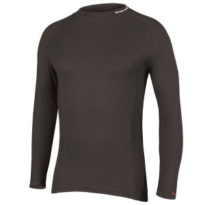 Endura Transrib L/S Baselayer - Black