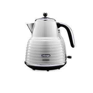 De'Longhi KBZ3001 Scultura Kettle - White Gloss