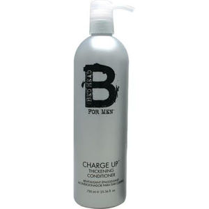 Tigi B For Men Charge Up Thickening Conditioner (750ml)