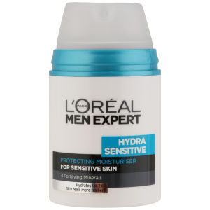 L'Oréal Men Expert Hydra Sensitive 24Hr Hydrating Cream (50ml)