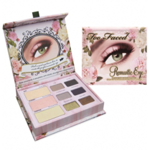 Too Faced Romantic Eye Classic Beauty Shadow Collection