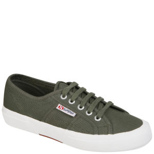 Superga Unisex 2750 Cotu Classic Trainers - Sherwood Green