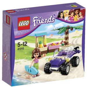 LEGO Friends: Olivia?s Beach Buggy (41010)