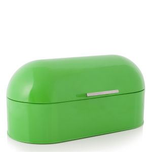Cook In Colour Dome Bread Bin - Green