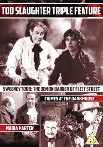 Tod Slaughter Triple (Sweeney Todd / Maria Marten / Crimes at Dark House)