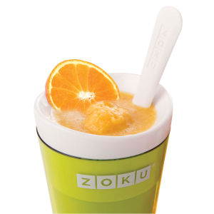 Zoku Slushy/Milk Shake Maker Green