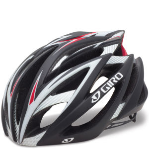 Giro Ionos Cycling Helmet Black/Red