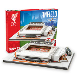 Liverpool 3D Jigsaw Puzzle