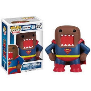 DC Heroes Superman Domo Pop! Vinyl Figur