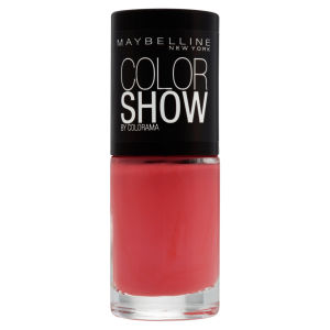 Maybelline New York Color Show Nail Lacquer - 342 Coral Craze 7ml