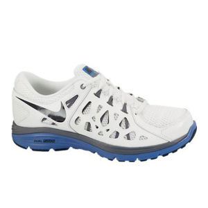 Nike Men's Dual Fusion Run - White/Navy