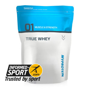 True whey - Gama Batch Tested