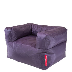 Beachbum Arm Chair Bean Bag - Purple