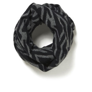 Vero Moda Women's Arrow Tube Scarf - Black