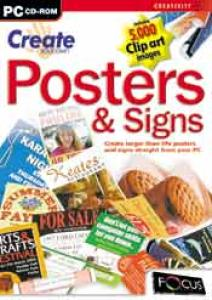 Create Your Own Posters And Signs (Second Edition)