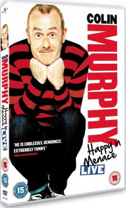 Colin Murphy - Happy In Menace