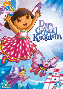 Dora Explorer - Dora Saves Crystal Kingdom