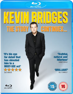 Kevin Bridges: The Story Continues…