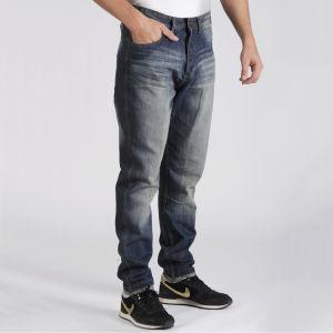 Brave Soul Männer Quebec Jeans - Denim