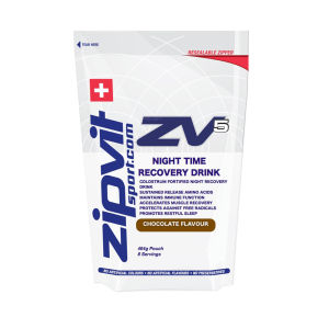 ZipVit ZV5 Night Time Recovery Drink - 464g Pouch
