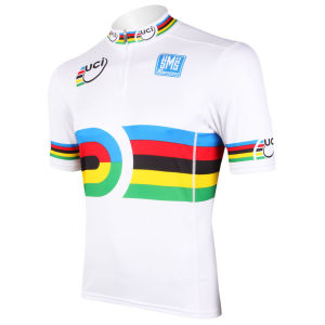 Santini UCI World Cup Track SS Cycling Jersey - 2013
