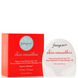 Freeze 24-7 SkinSmoothie Re-texturizing Glycolic Pads