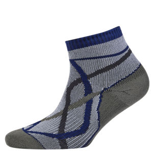 SealSkinz Thin Socklets - Grey