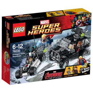 LEGO Marvel Superheroes: Avengers Hydra Showdown (76030)