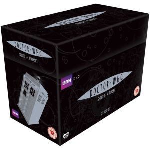 Doctor Who - Series 1-4 Complete Box Set