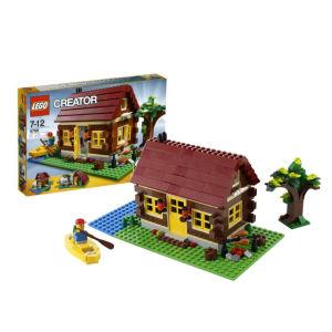 LEGO Creator: Log Cabin (5766)